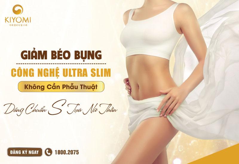 công nghệ Ultra Slim giảm béo