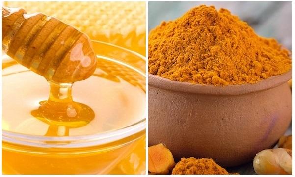 wax lông chân bằng mật ong
