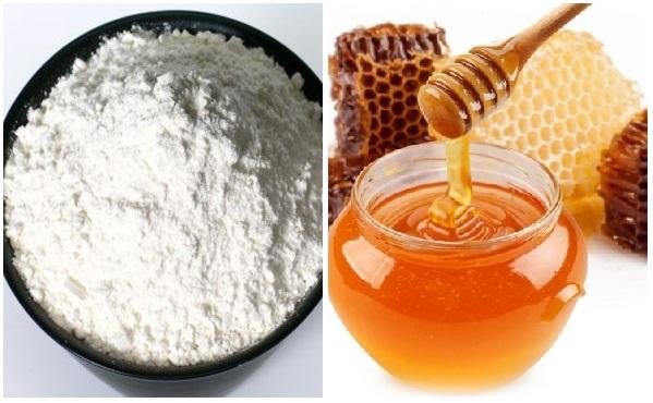 cách wax lông chân tại nhà bằng mật ong