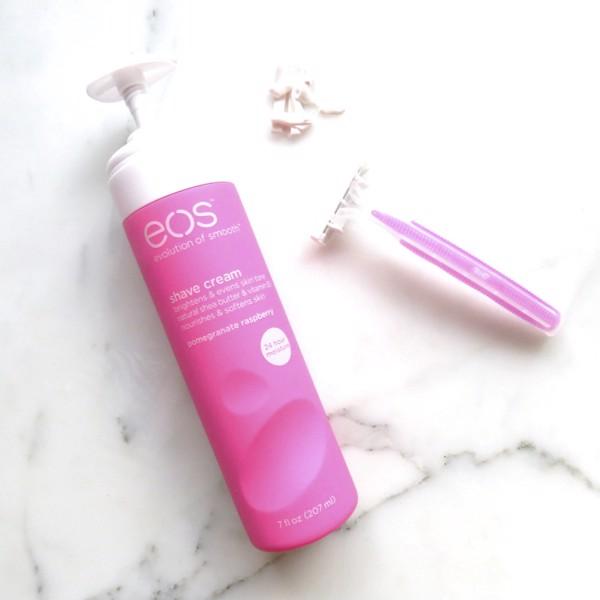 xịt cạo lông EOS