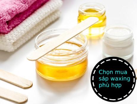 Wax lông nách bằng gì để không bị thâm?