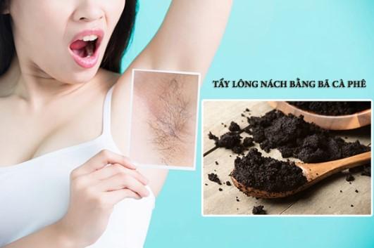 Tẩy lông nách bằng cafe bạn có tin được không? Hoàn toàn là sự thật