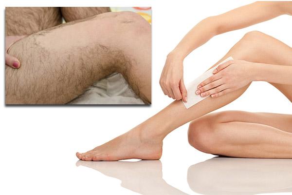 wax lông chân có tốt không
